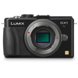 Panasonic LUMIX DMC-GX1 Digital Camera Body