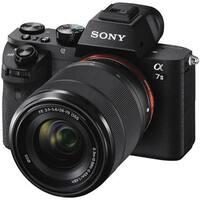 Sony Alpha a7 II Mirrorless Digital Camera with FE 28-70mm