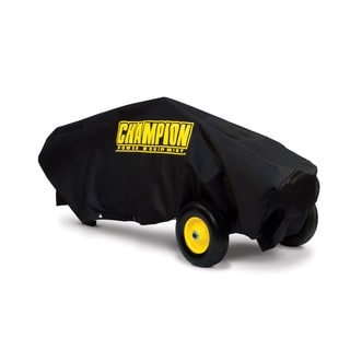 Champion Power Equipment Small Custom Made Vinyl Log Splitter Cover