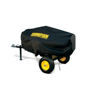 Champion Power Equipment Large Custom Made Vinyl Log Splitter Cover