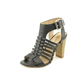 INC International Concepts Women's 'Clarre' Leather Sandals