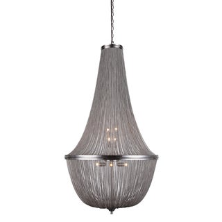 Link to Elegant Lighting Paloma Collection 1210 Pendant Lamp with Pewter Finish Similar Items in Pendant Lights