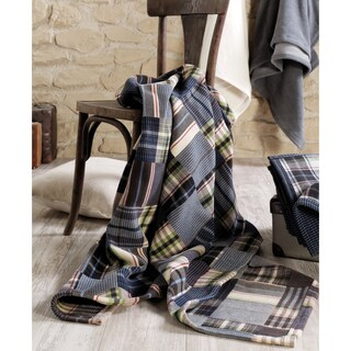 IBENA Meisterstuck Plaid Oversized Throw