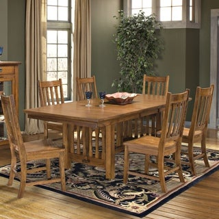 Janes Gallerie Mission Leopold 7-piece Dining Set