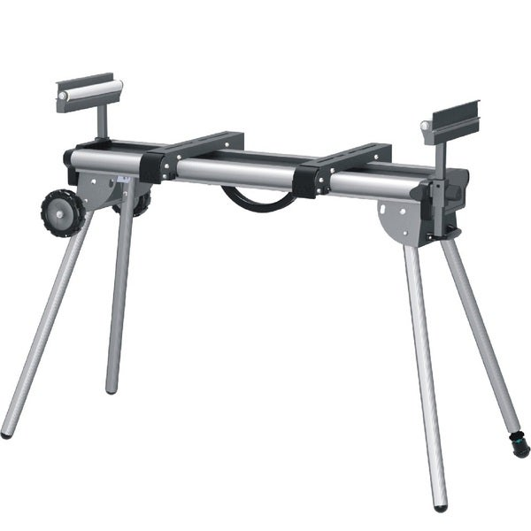 Shop Heavy Duty Aluminum Miter Saw Stand Free Shipping