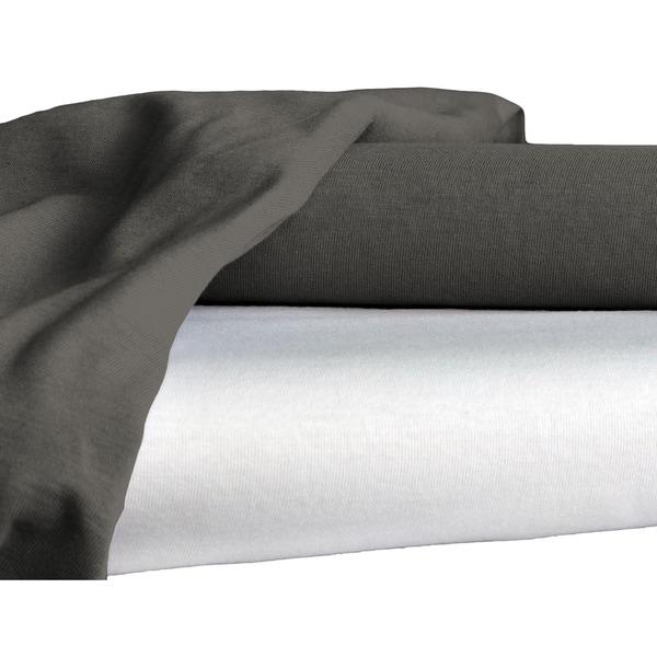 Brielle Jersey Knit Rayon from Bamboo-Cotton Blend Sheet Set