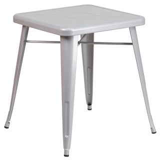 Square Metal Table