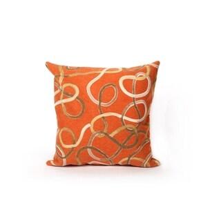 Lasso 20-inch Throw Pillow