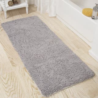 bathroom rugs and mats. Windsor Home 24 x 60 inch Memory Foam Shag Bath Mat  More options available Rugs Mats For Less Overstock com