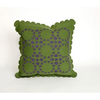 Dahlia 20-inch Throw Pillow