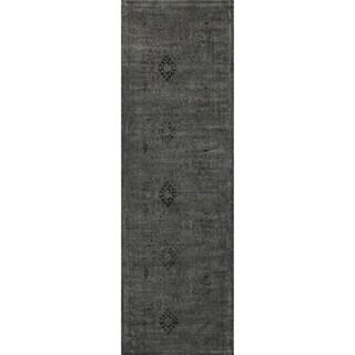 Francis Iron Runner Rug (2'4 x 7'9)