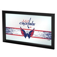 NHL Framed Logo Mirror - Washington Capitals