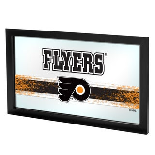 NHL Framed Logo Mirror - Philadelphia Flyers