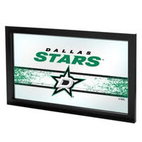 NHL Framed Logo Mirror - Dallas Stars