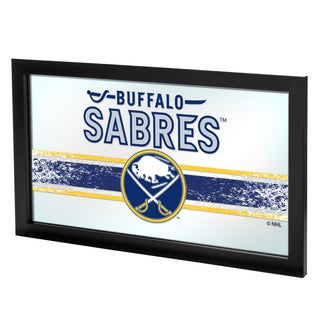 NHL Framed Logo Mirror - Buffalo Sabres