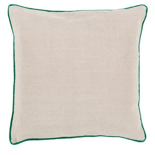 Decorative Kirwan 22-inch Poly or Down Filled Pillow