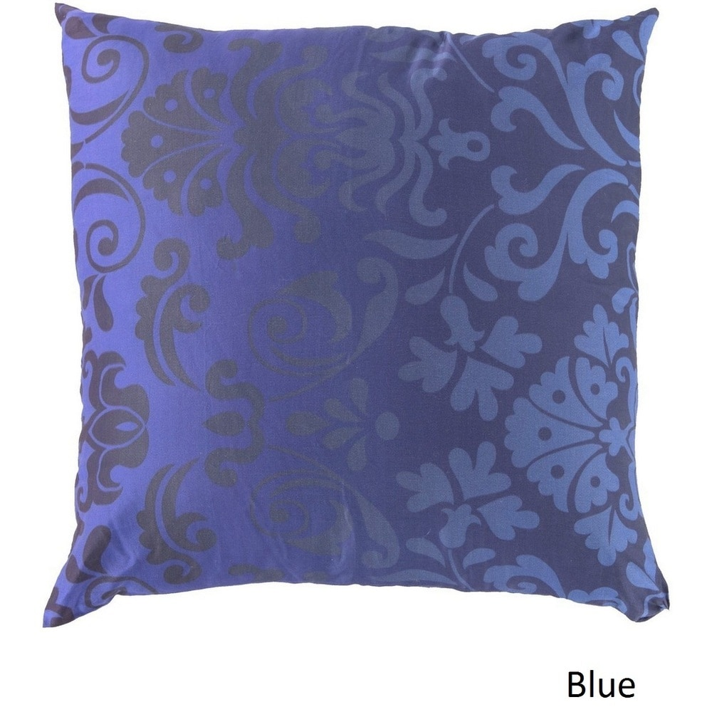 Shop Decorative Southall 22-inch Floral Pillow Cover - 10708248