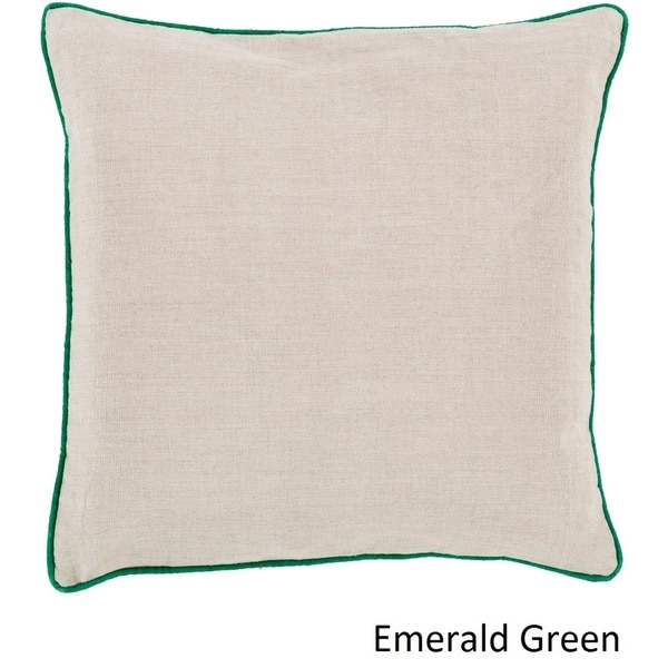 Shop Decorative Kirwan 40inch Pillow Cover Free Shipping On Impressive 22 Inch Pillow Covers