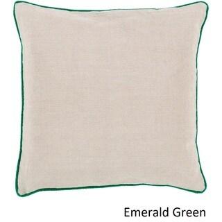 Decorative Kirwan 20-inch Pillow Cover