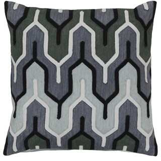 Decorative Peterlee 20-inch Geometric Pillow Cover