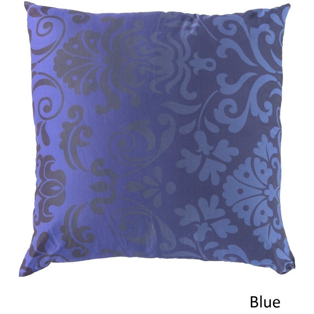 Shop Decorative Southall 18-inch Floral Pillow Cover - 10708274