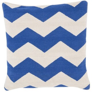 Decorative Rochdale 18-inch Chevron Pillow Cover