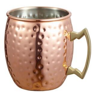 Visol Kremlin Hammered Finish Moscow Mule Mug