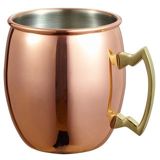 Visol Kremlin Mirrored Finish Moscow Mule Mug