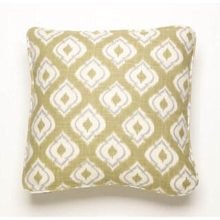 Signature Design by Ashley Macie Lime Throw Pillow