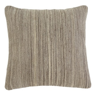 Signature Design by Ashley Woven Light Brown Pillow Cover