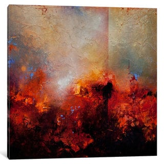 iCanvas Red Earth by CH Studios  Canvas Print