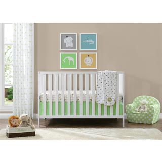Altra Charlotte White Crib by Cosco