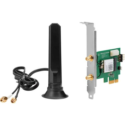 HP IEEE 802.11ac - Wi-Fi/Bluetooth Combo Adapter for Desktop Computer