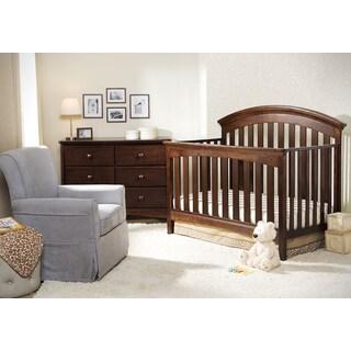 Delta Children Bentley 4-in-1 Convertible Crib