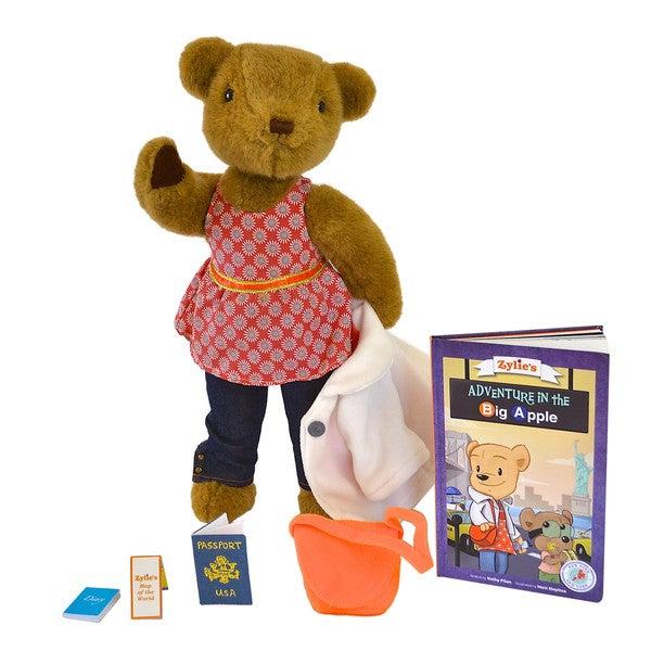 Zylie The Bear Adventure Kit