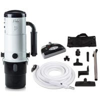 Prolux CV12000 Central Vacuum Unit System with Electric Hose Power Nozzle Kit