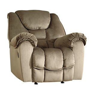Signature Design by Ashley Jodoca Driftwood Rocker Recliner