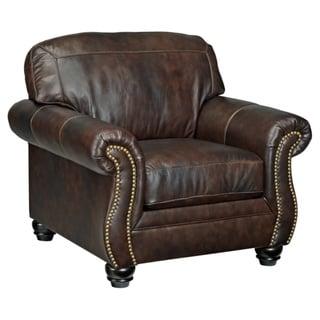 Signature Design by Ashley Bristan Walnut Chair