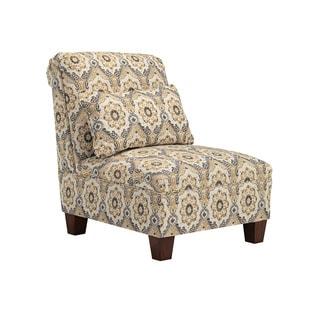 Signature Design by Ashley Emelen Straw Armless Chair