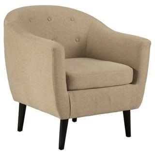 Signature Design by Ashley Klorey Khaki Accent Chair