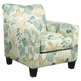 Signature Design by Ashley Daystar Seafoam Accent Chair