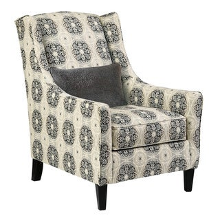 Signature Design by Ashley Azlyn Graphite Accent Chair