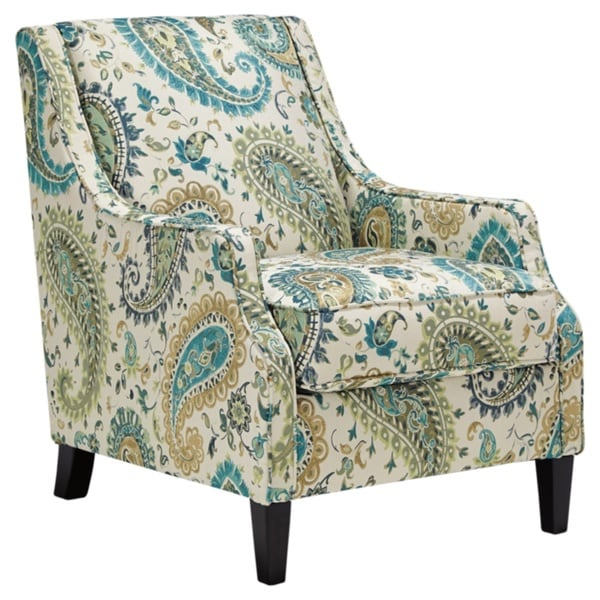 Shop Lochian Jade Accent Chair Free Shipping Today