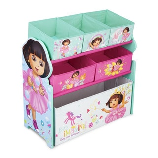 Delta Children Dora The Explorer Multi-bin Organizer