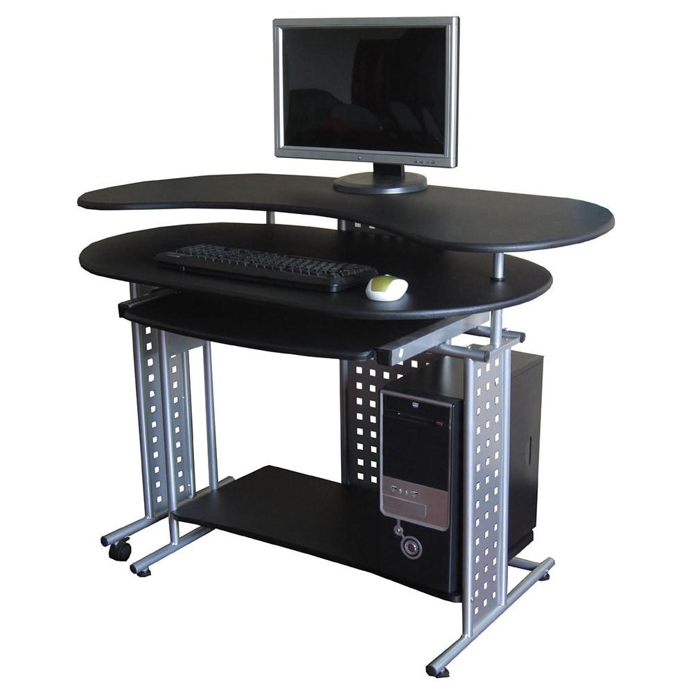 """OneSpace Regallo Expandable """"L"""" Computer Desk"""