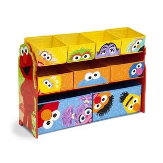 Sesame Street Deluxe Multi-Bin Organizer by Delta Children