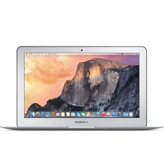 Apple MacBook Air MJVM2LL/A Notebook Computer 11.6-inch Display 1.6GHz Intel i5 Processor 128GB Harddrive (Refurbished)