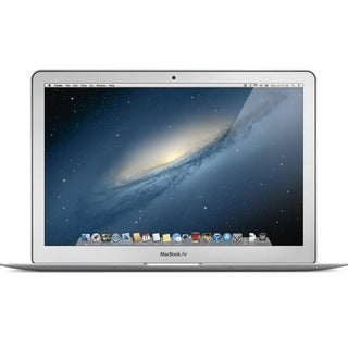Apple MacBook Air MD760LL/A Notebook Computer 13-in Display 1.3GHz Intel i5 Processor 128GB Harddrive (Refurbished)