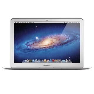 Apple MacBook Air MC965LL/A Notebook Computer 13-in Display 1.7GHz Intel i5 Processor 128GB Harddrive (Refurbished)