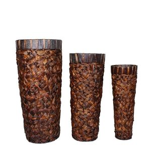 Seagrass Planter (Set of 3)